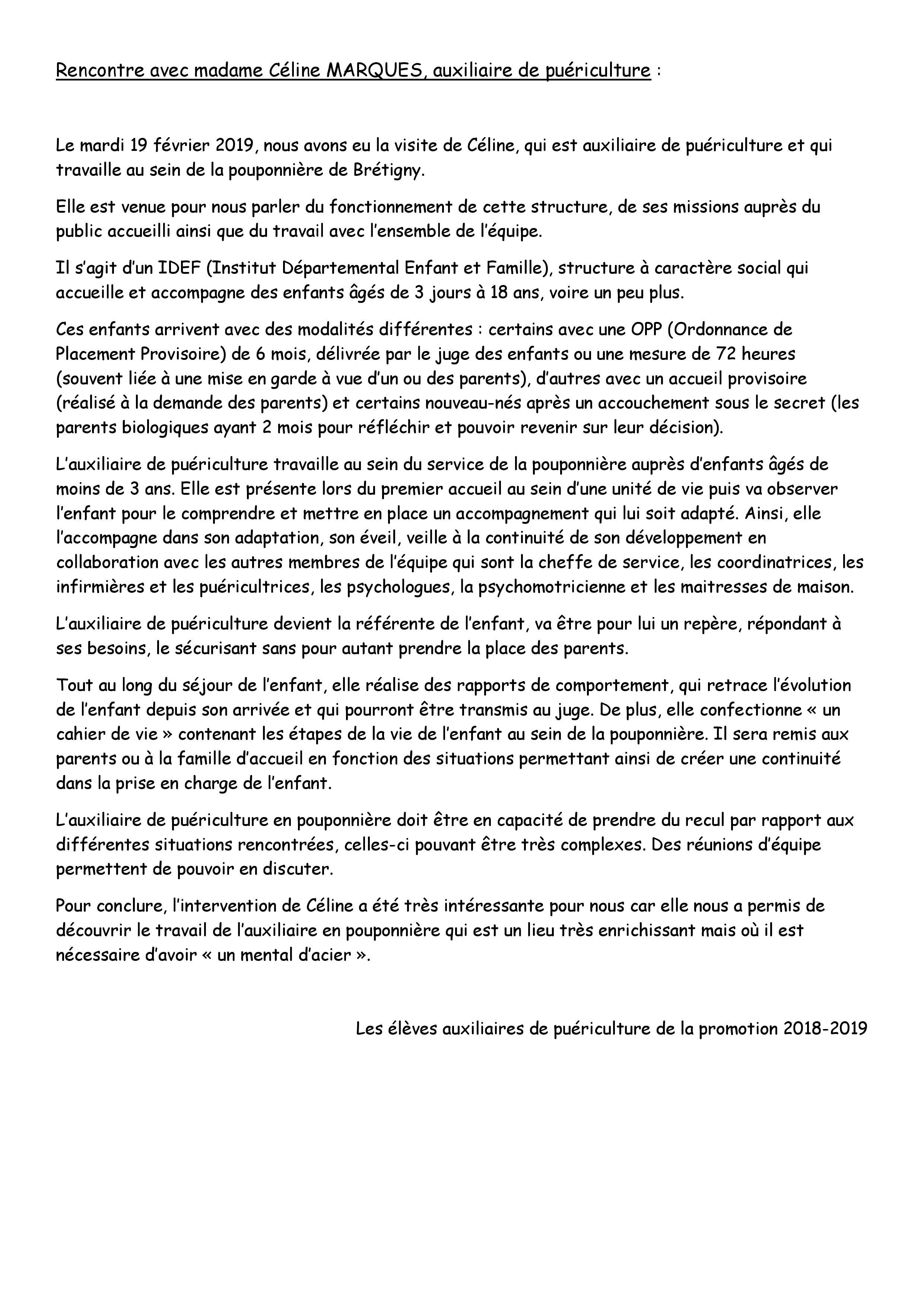 auxiliaire de pu u00e9riculture  u2013 ap  u2013 lyc u00e9e polyvalent henri
